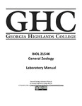 General Zoology Laboratory Manual by Kimberly Subacz and Jason Christian