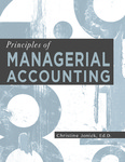 Principles of Managerial Accounting by Christine Jonick