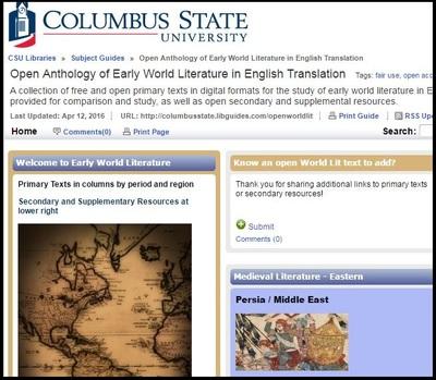 English Open Textbooks English Galileo University System Of Georgia