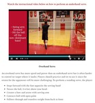 Introduction to Volleyball (UGA) by James Castle, Ilse Mason, Sophie Walter, Stephen Bridges, and Stephen Balfour