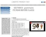 Liberte: French 1001 by Valerie Hastings and Mariana Stone