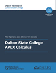 Dalton State College APEX Calculus by Thomas Gonzalez, Michael Hilgemann, and Jason Schmurr