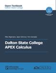 Dalton State College APEX Calculus