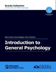 Introduction to General Psychology (University of West Georgia) by Mark Kunkel, Fiona Gallagher, and Cher Hendricks