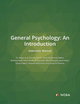 General Psychology: An Introduction: Instructor Manual